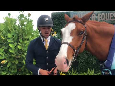Omega Alpha Healthy Horse Award WEF 8