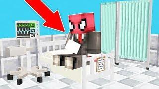 FAKİR'in KOLU KIRILDI! 😱 - Minecraft