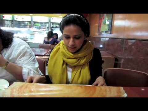 VLOG: A food experience in Chennai