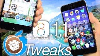 Top 8 Cydia Tweaks iOS 8 Jailbreak iOS 8.1.1 TaiG 2014 Best iPhone 6 Plus,6 & iPad Cool Tweak List