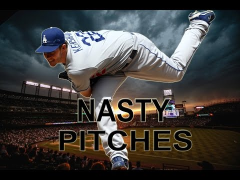 MLB: Nasty Pitches Part 1