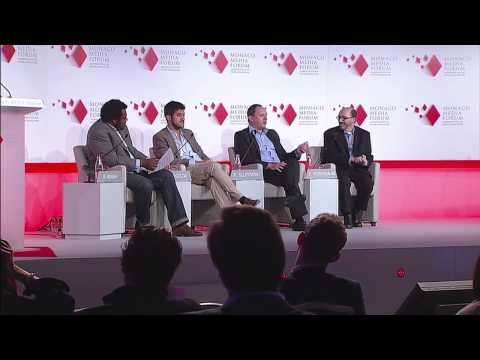 Monaco Media Forum 2012: Roundtable - Robots vs Humans