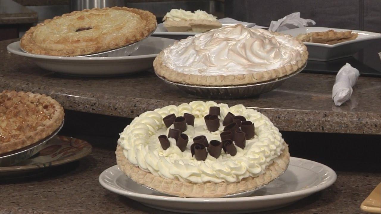 Perkins Celebrates Pi With Pie Youtube