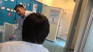 「九州 合宿免許」楽しくみんなで掃除中 EDS thumbnail