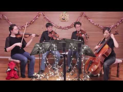 The Nightmare Before Christmas - This is Halloween - Arpeggione String Quartet (Singapore)
