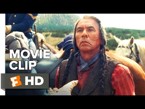 Hostiles Movie Clip - I Do Not Fear Death (2017) | Movieclips Coming Soon