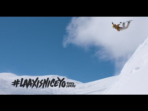 #laaxisniceyo Video Series Chapter 2 - In The Moment / Nicolas Müller