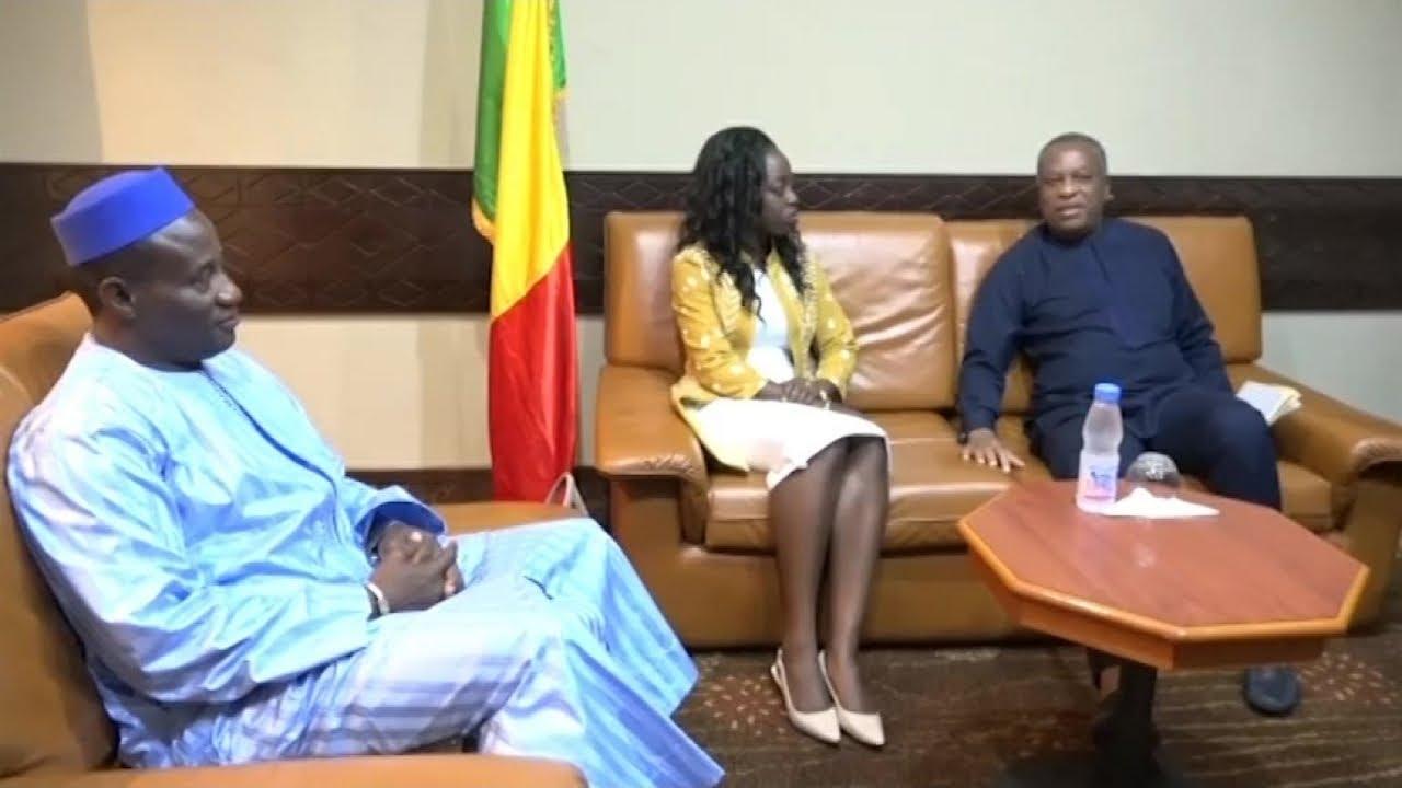 Mali, RÉSOLUTION DE LA CRISE POLITIQUE