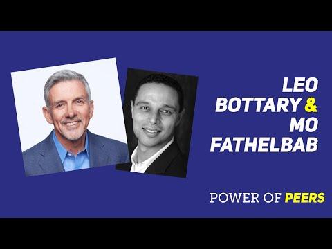 Leo Bottary & Mo Fathelbab - The Power of Peers