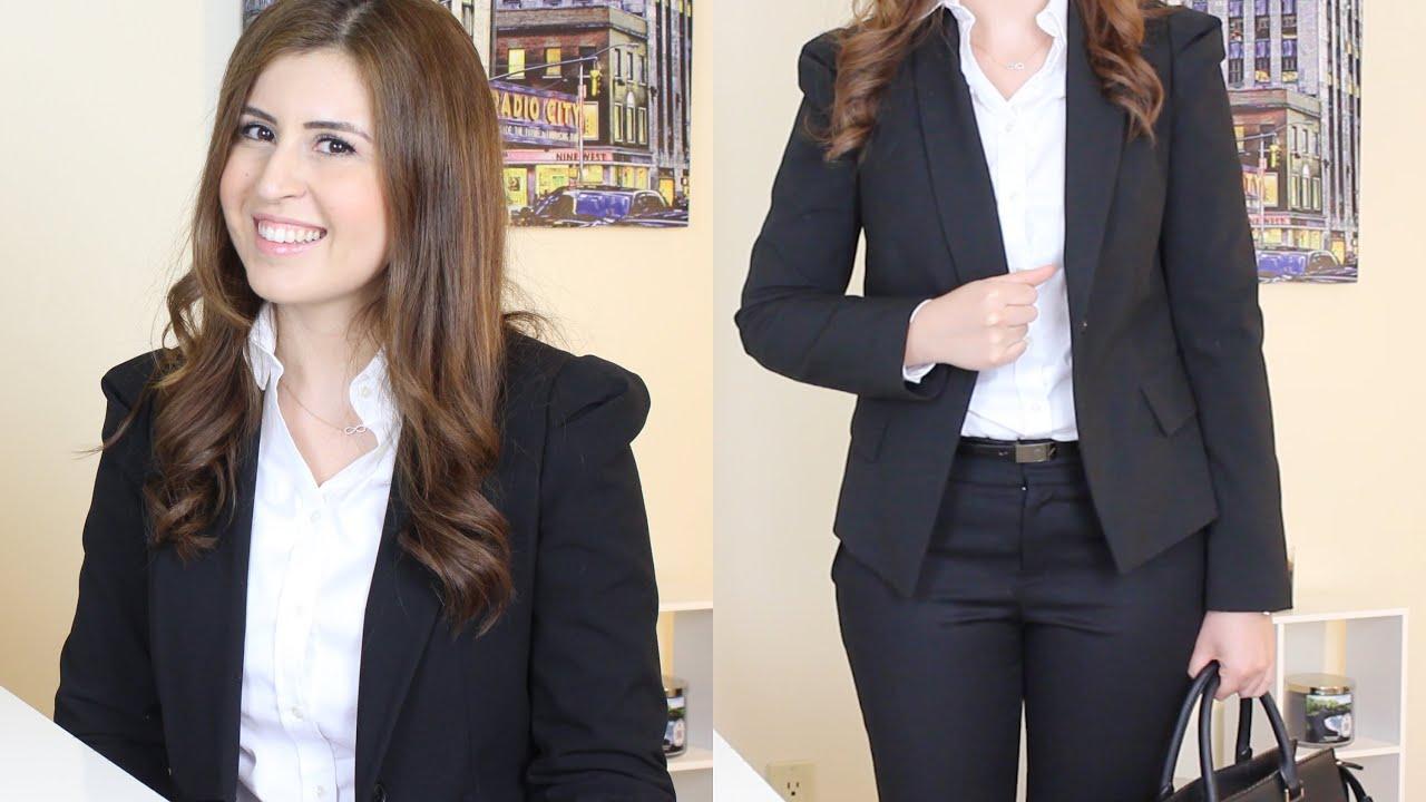 Çalışan Bayanlara Özel Giyim Tüyoları