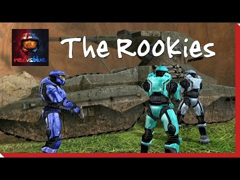 Season 1, Episode 3 - The Rookies | Red vs. Blue