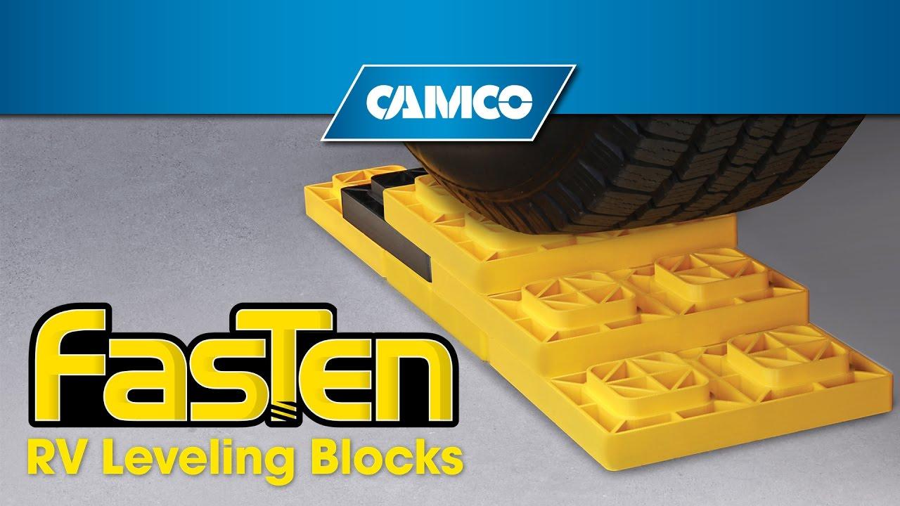 10 pack RV Leveling Blocks