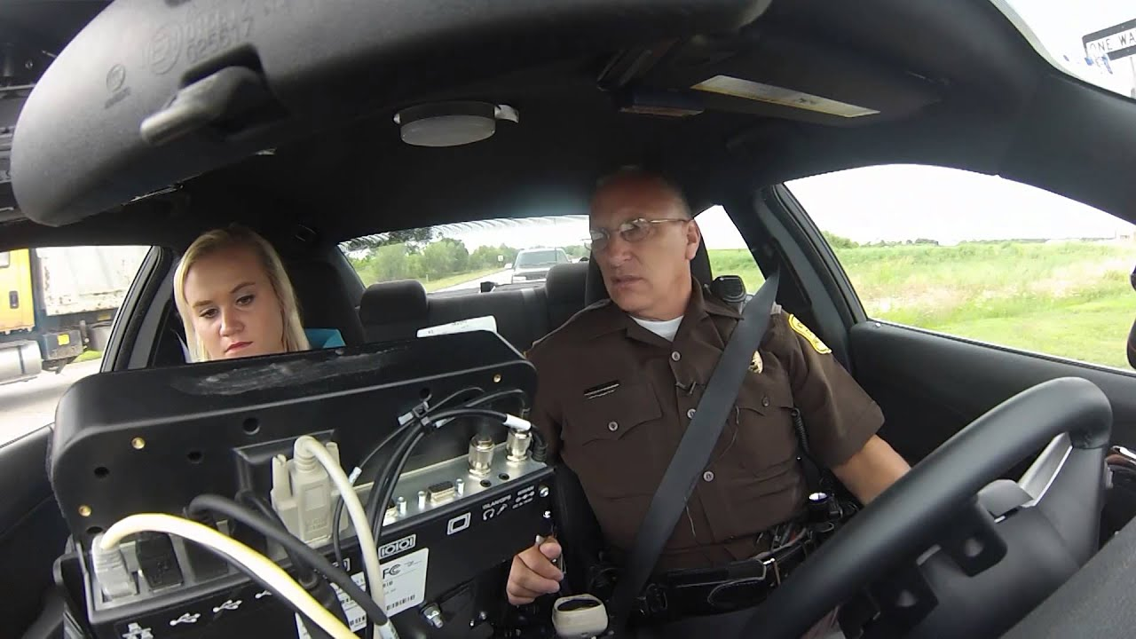 Iowa State Patrol Targets Quot Move Over Quot Law Youtube