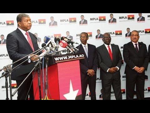 Discurso de João Lourenço proclamado PR eleito de Angola