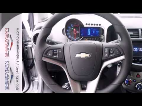 2013 Chevrolet Sonic Madison WI Milwaukee, WI #A8792 - SOLD
