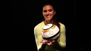Qualified-What Alex Morgan Eats