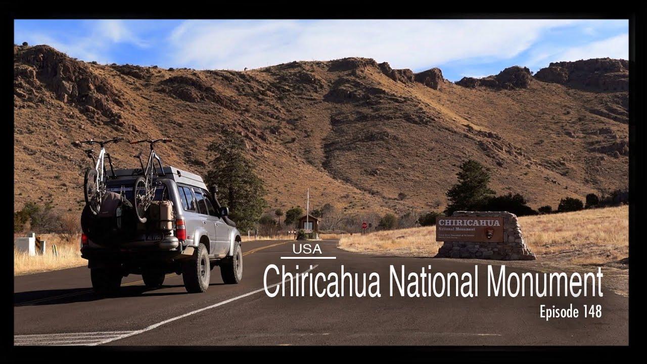 Exploring Chiricahua National Monument