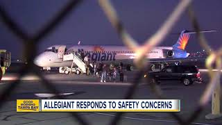 Allegiant Air under fire following investigation