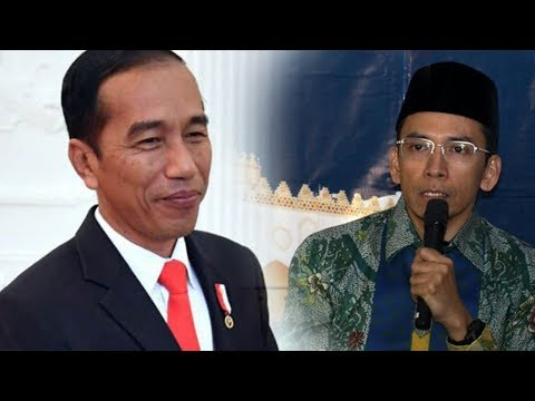 TGB Dukung Jokowi 2 Periode, Partai Demokrat: Ini Sikap Pribadi TGB, Terlepas dari Pendapat Demokrat