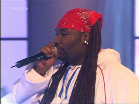 Snap! - Rhythm Is A Dancer 2003 (Live at Top Of The Pops)
