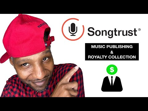 Music Publishing & Music Royalty Collection with Songtrust