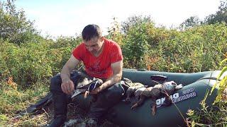 Это была лучшая охота на утку Красивые налеты разделка птицы Охота с подхода