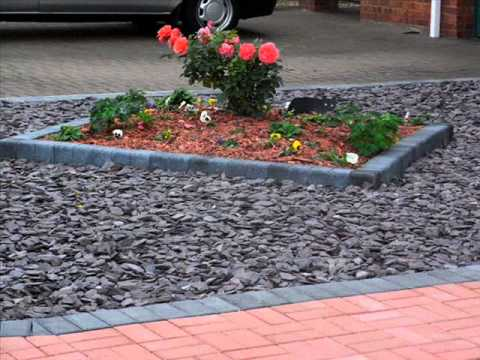 Front Garden Ideas No Grass front garden design i front garden design plans - youtube