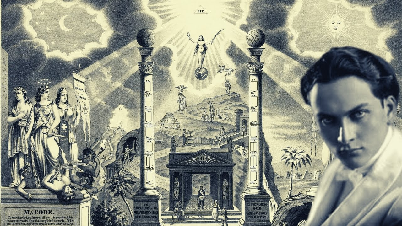 Download The Secret of The 33 Degree Freemason   Manly P. Hall Lecture