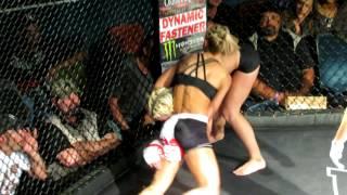 Rachel Wray vs Ashleigh Tillman Rd 2