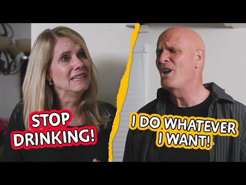 Man Is Forced To Address His Drinking Problem
