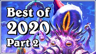 Funny And Lucky Moments - Hearthstone - Best Of 2020 (Part 2)