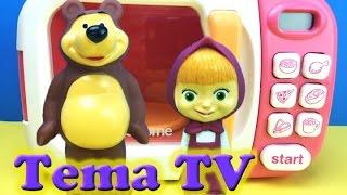 Маша и медведь новая серия Секреты шеф-повара. Видео для детей. Masha and the bear