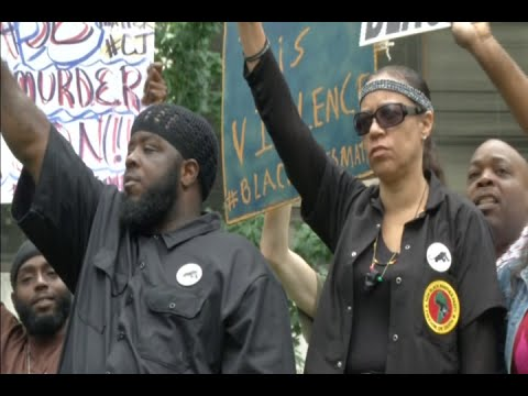 New Black Panthers prepare to protest Republican convention.