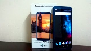 Panasonic Eluga Ray 550 Unboxing, Features, Camera Samples