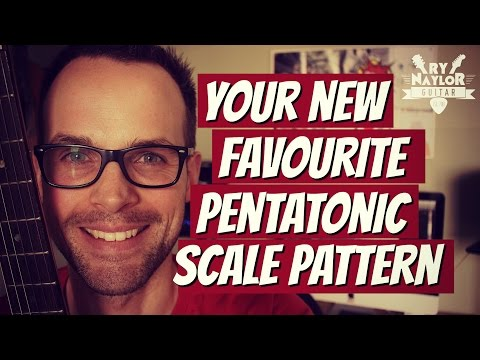 Learn this pentatonic scale pattern to break out of the box - beginner lead guitar lesson