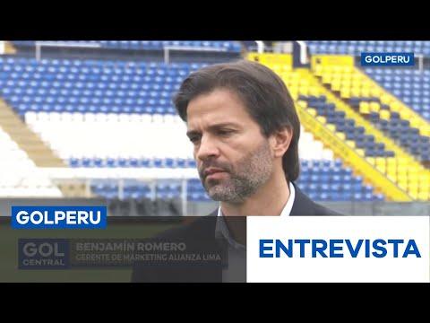 """Benjamín Romero: """"Estamos Preparando Un Gran Show Para La Segundo Final En Matute"""""""