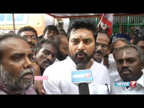 Sarathkumar starts his election campaign at Thiruchendur | News7 Tamil