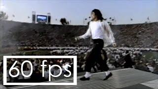Michael Jackson   Black or white, live at Super Bowl 1993 - HQ