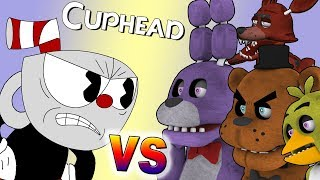 Cuphead vs Five Nights at Freddy's