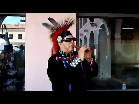 Индейское творчество. Аризона,США