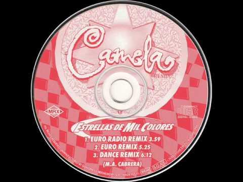 Camela estrellas de mil colores dance remix youtube for De mil colores
