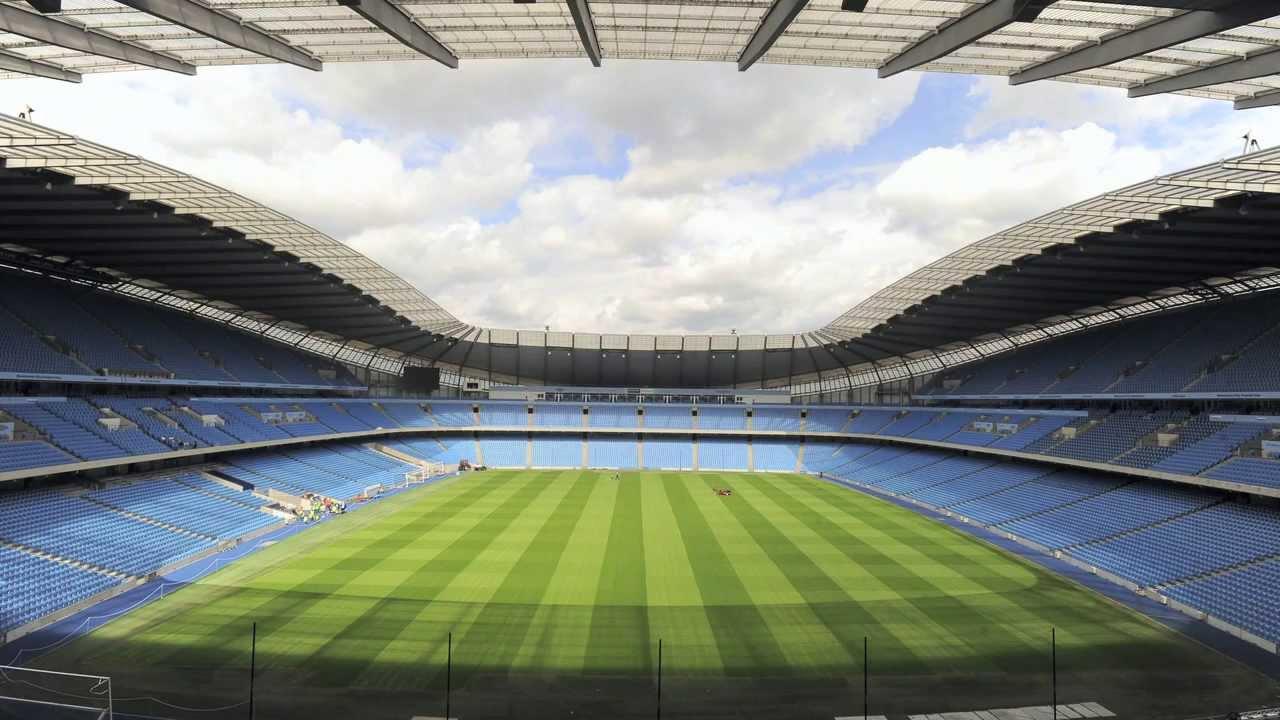 green grass football field. Barenbrug\u0027s RPR Grass - Reinventing Pitch Management For Groundsman At Manchester City Football Club YouTube Green Field I