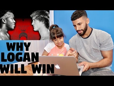 REACTING TO LOGAN PAUL AND KSI'S FACE OFF!!!! **THE TRUTH**