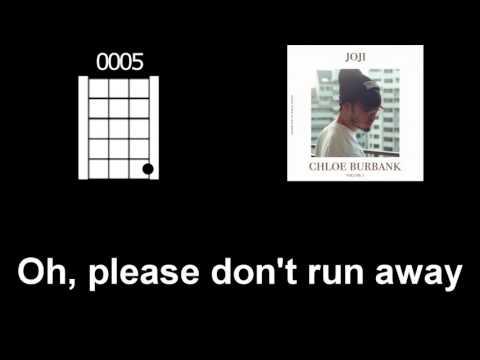 thom ending ukulele chords