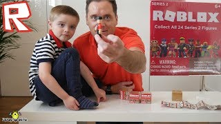 Roblox Fun Opening Surprise Boxes - Roblox youtube figures