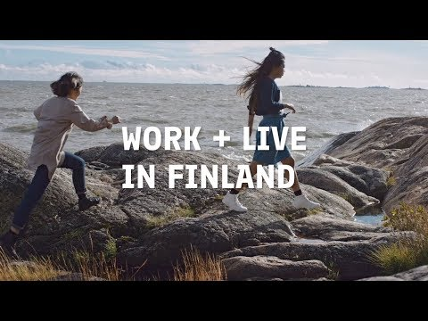 Build a life around your career in Finland