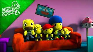 LittleBigPlanet 2 - The Simpsons Intro