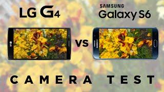 LG G4 vs Samsung Galaxy S6 Camera Test Comparison | SuperSaf TV