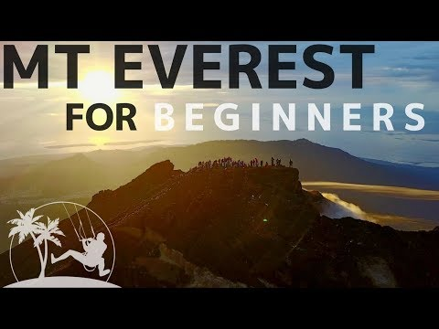 CLIMBING RINJANI in INDONESIA - Mt Everest For Beginners