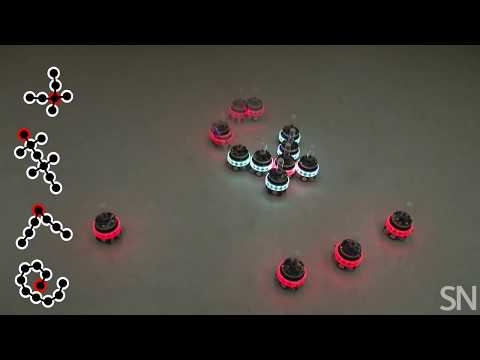 Watch these mighty, morphing robots in action | Science News